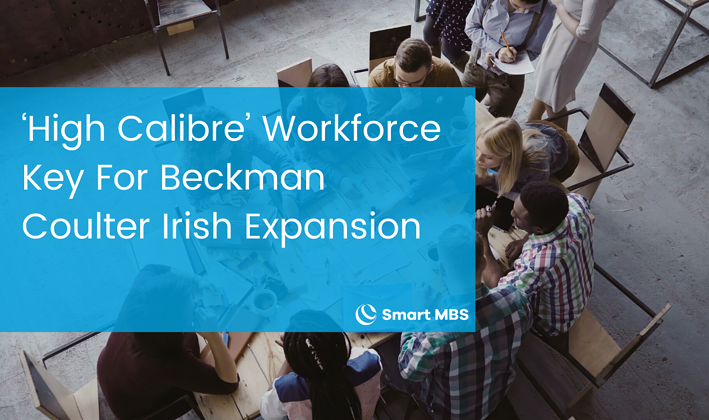 'High Calibre' Workforce Key For Beckman Coulter Irish Expansion-1