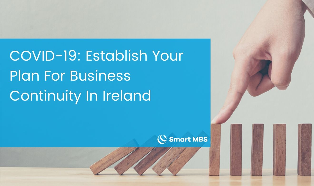 COVID-19_ Establish Your Plan For Business Continuity In Ireland