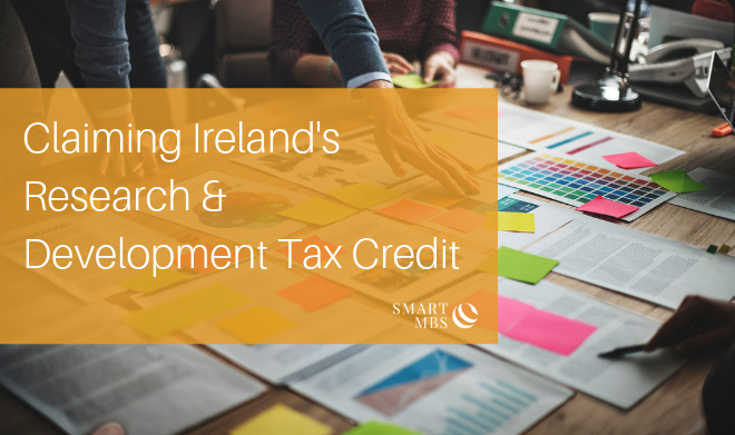 Claiming Irelands Research & Development Tax Credit Claiming Irelands Research & Development Tax Credit
