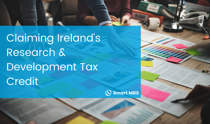 Claiming Irelands Research & Development Tax Credit