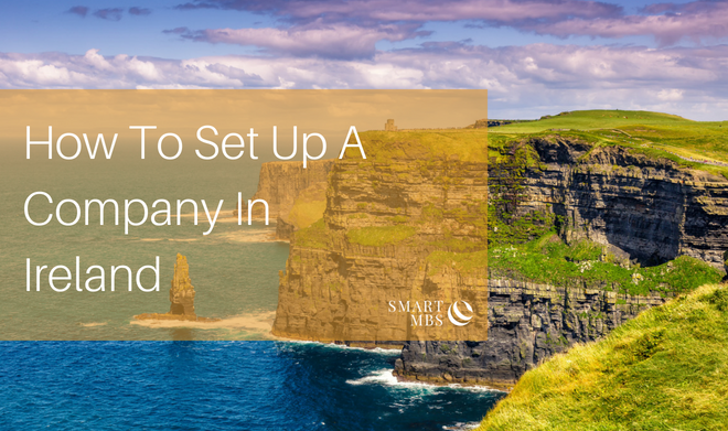 How to set up a company in Ireland