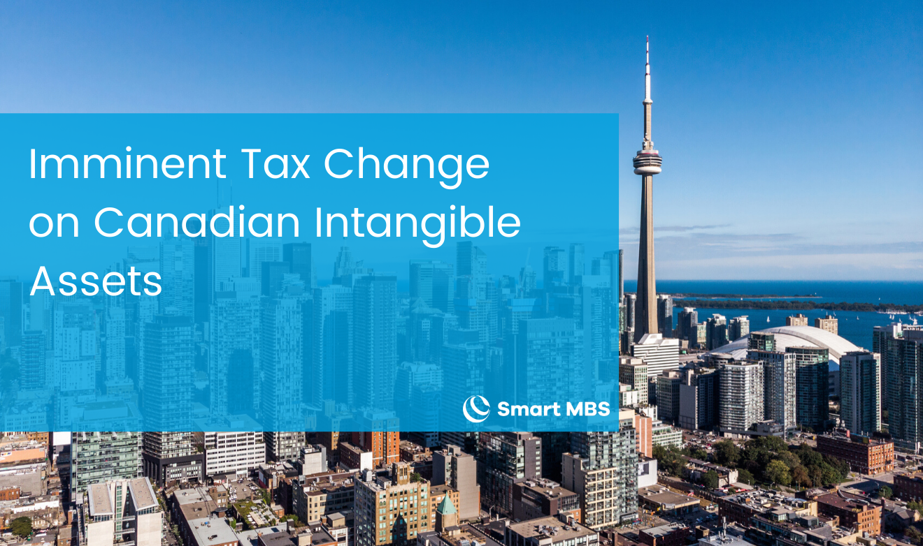 Imminent Tax Change on Canadian Intangible Assets