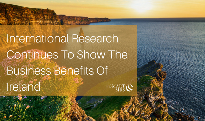 International Research Continues To Show The Business Benefits Of Ireland