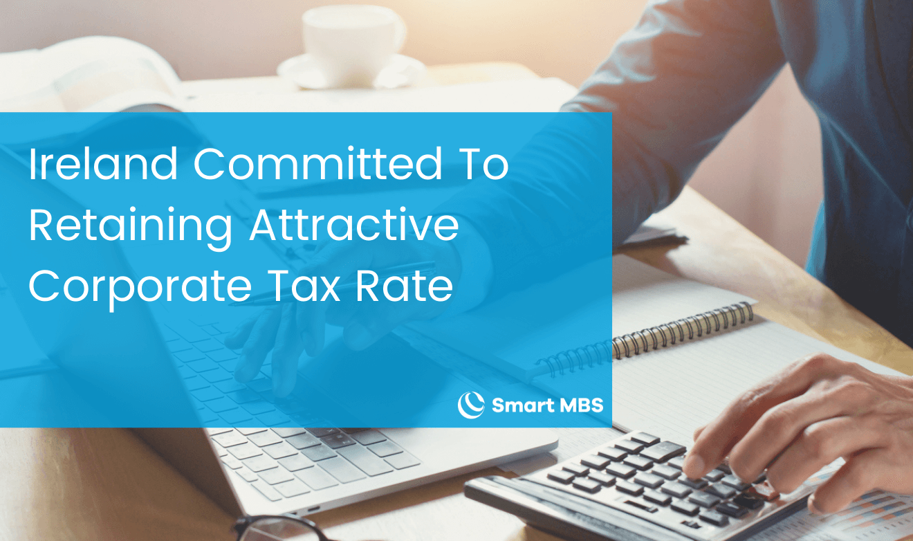 Ireland Committed To Retaining Attractive Corporate Tax Rate