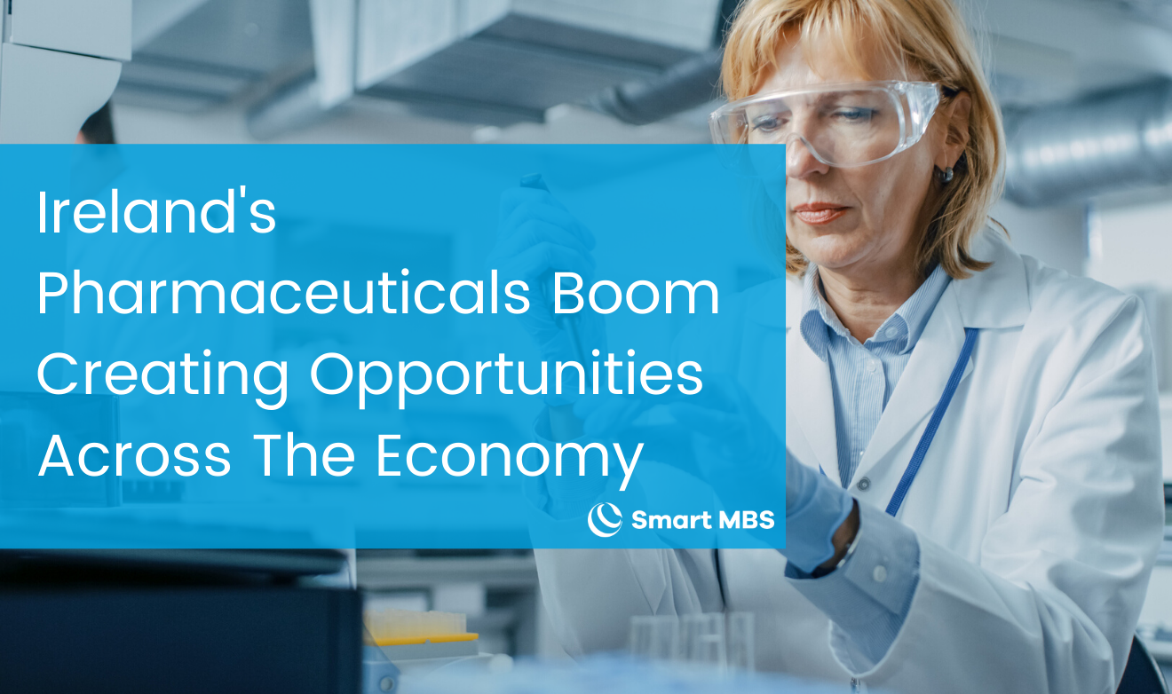 Irelands Pharmaceuticals Boom Creating Opportunities Across The Economy