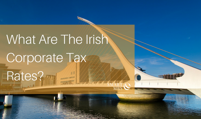 What Are The Irish Corporate Tax Rates_